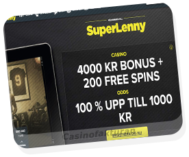 casinofaktura superlenny